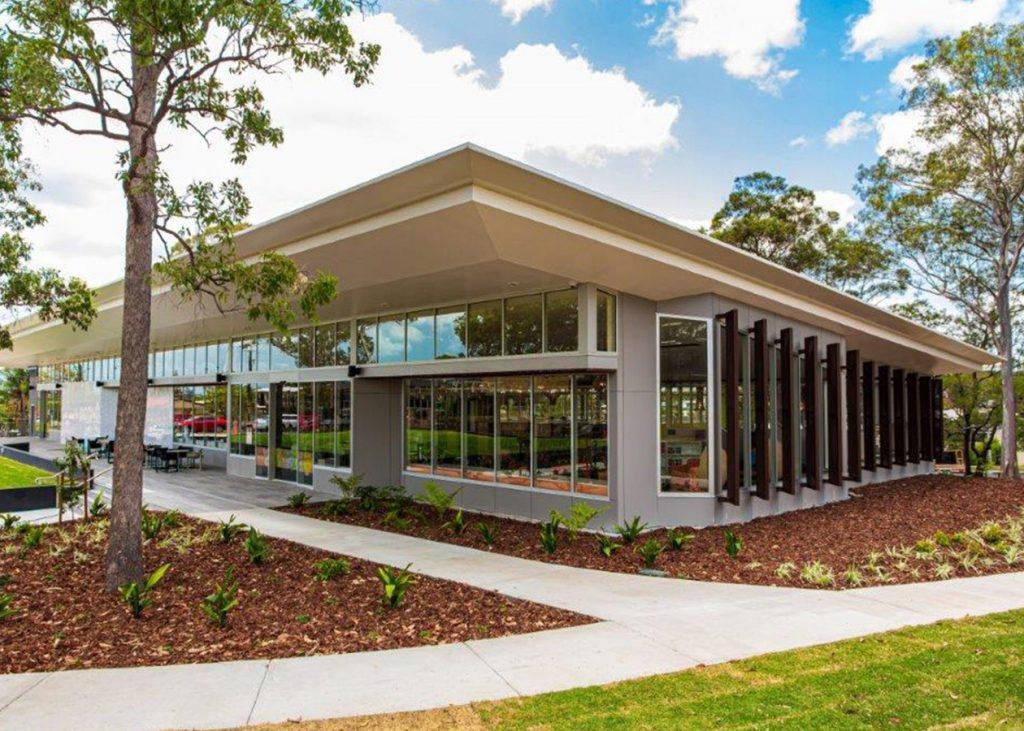Bracken Ridge Library 1