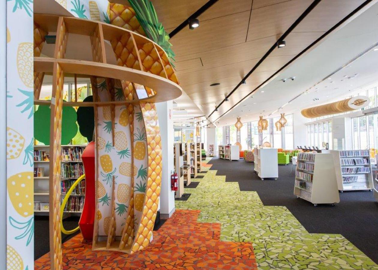 Bracken Ridge Library 3