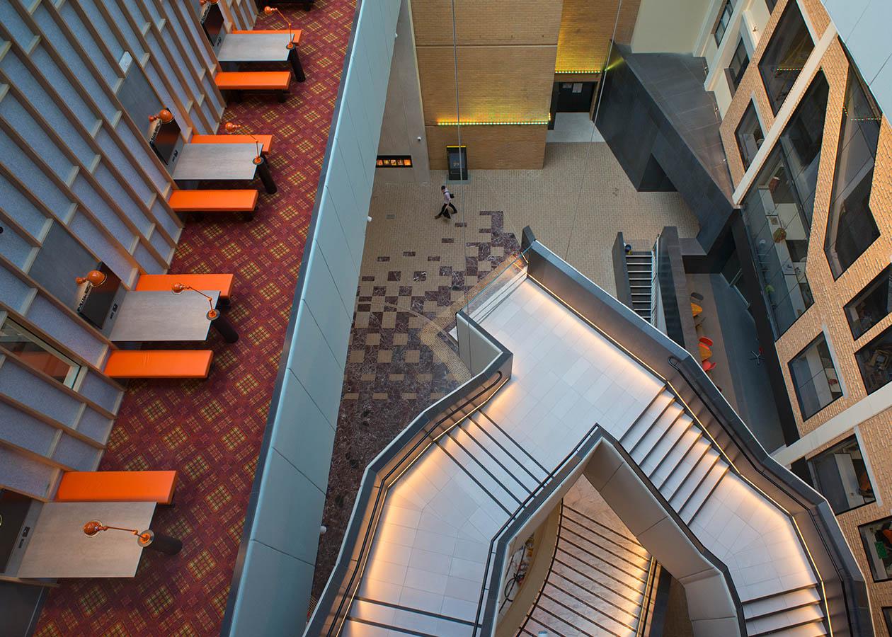University of Melbourne - Arts West Redevelopment 4