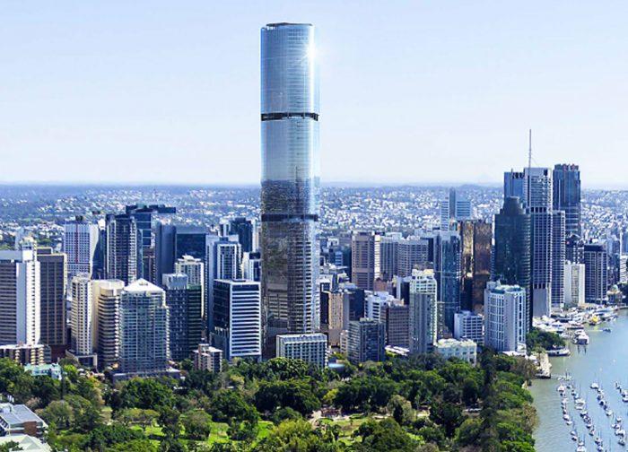 Brisbane Sky Tower Apartments
