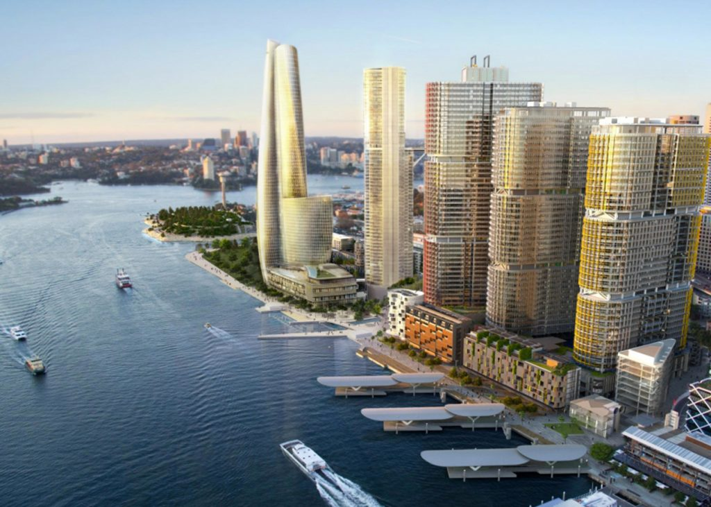 Crown Sydney, Barangaroo NSW 1