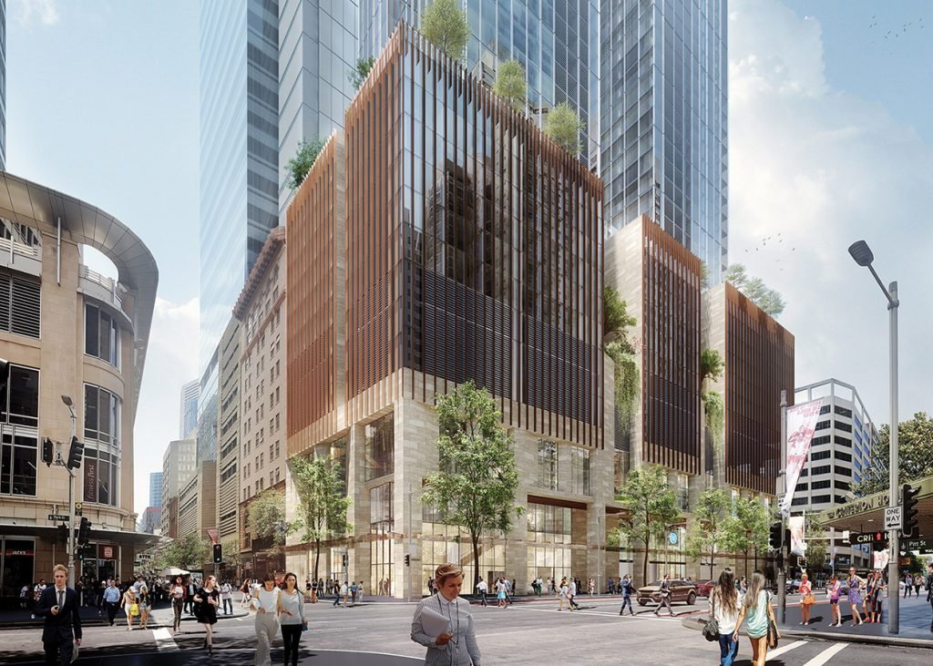 Pitt Street Over Station Development 2