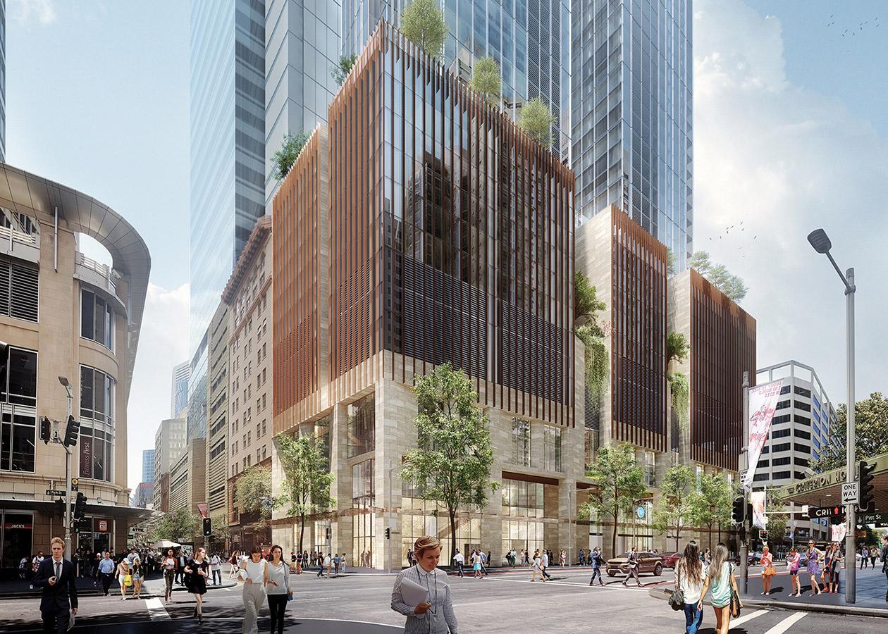 Pitt Street Over Station Development 2