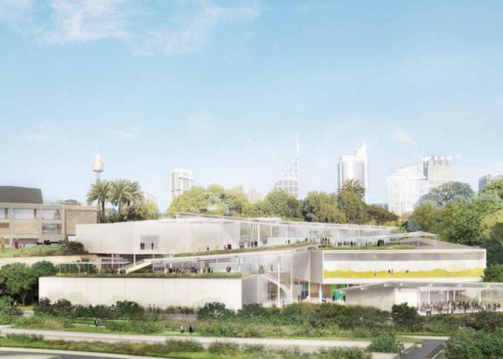Sydney Modern Project - Art Gallery of NSW