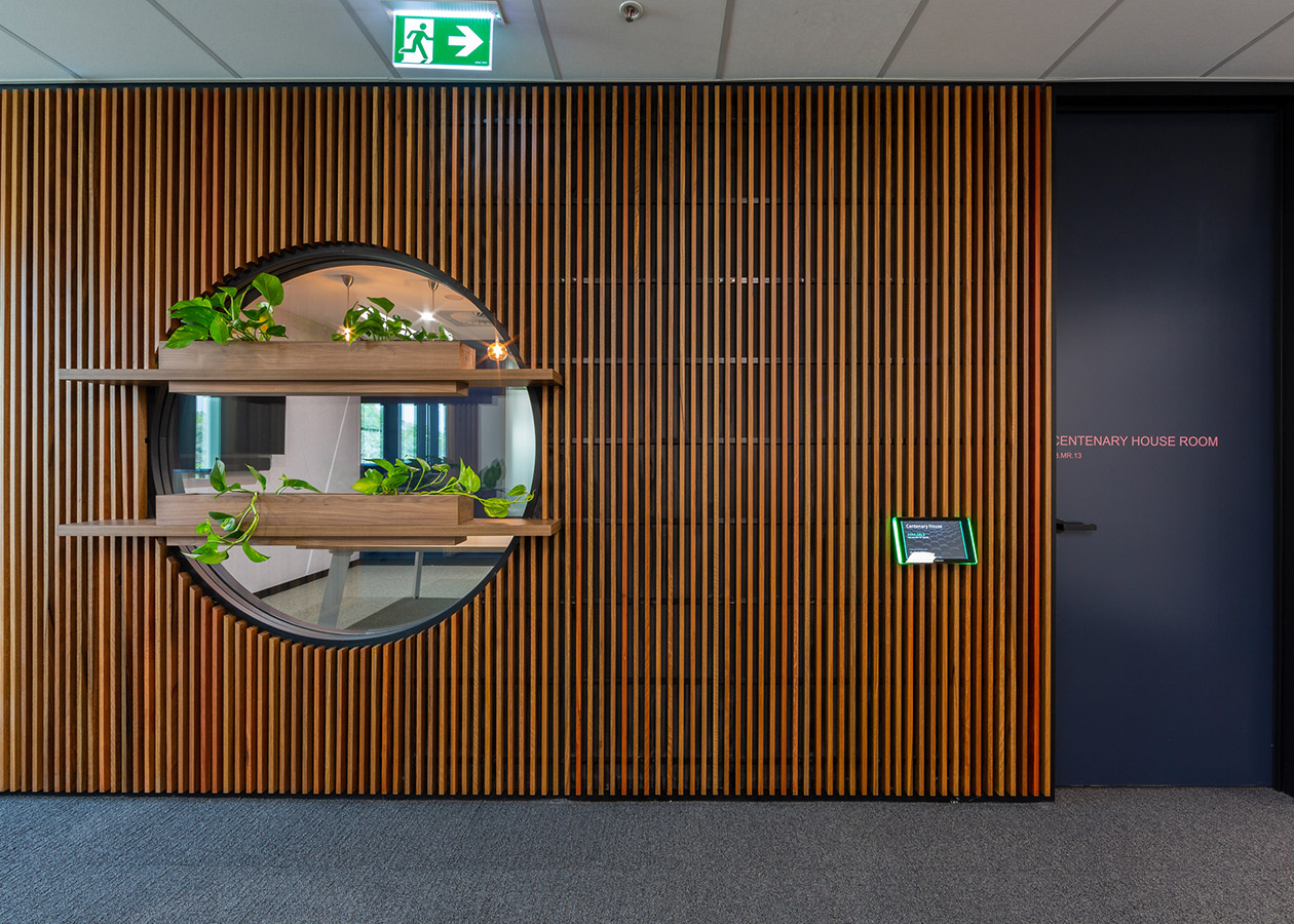 Australian National Audit Office (ANAO) Fitout Project 1