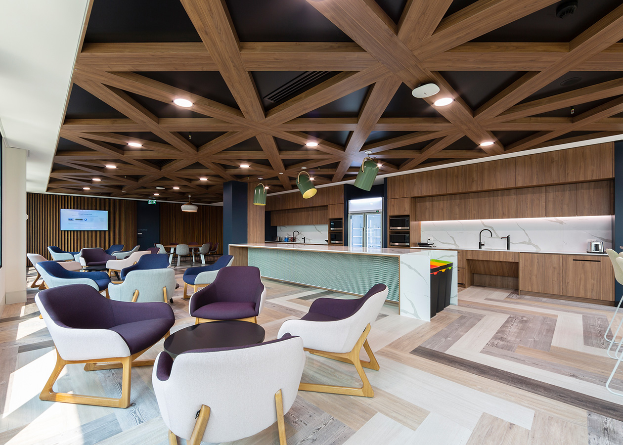 Australian National Audit Office (ANAO) Fitout Project 2
