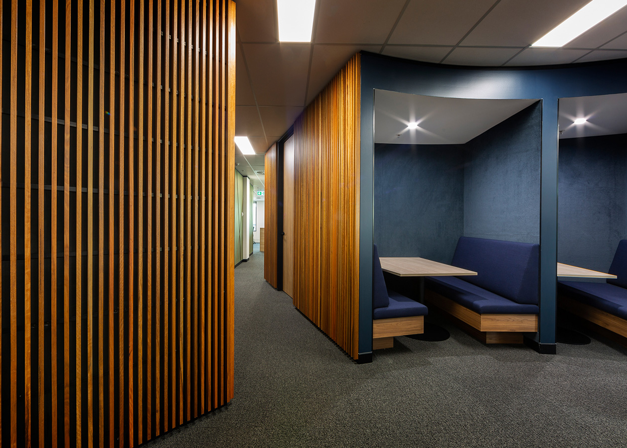 Australian National Audit Office (ANAO) Fitout Project 3