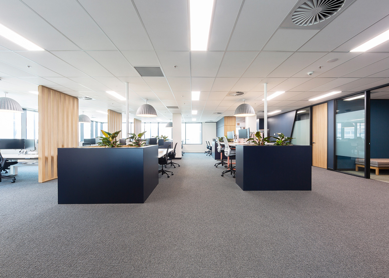 Australian National Audit Office (ANAO) Fitout Project 4