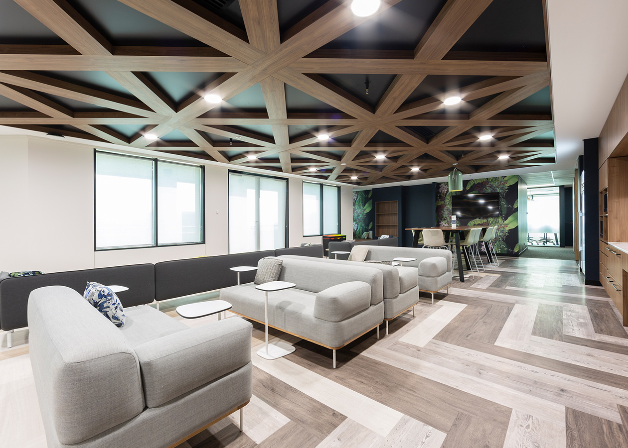 Australian National Audit Office (ANAO) Fitout Project 6