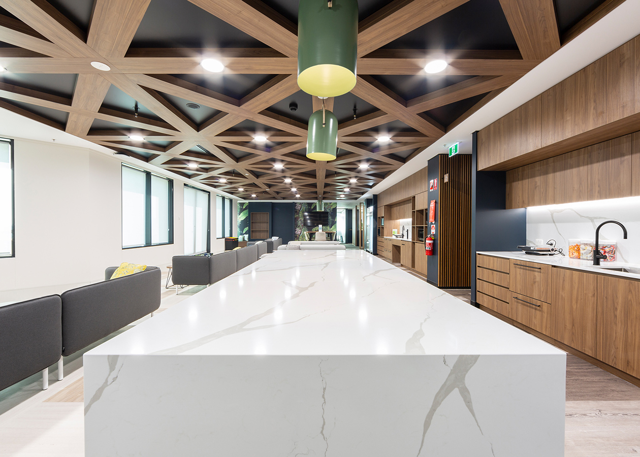 Australian National Audit Office (ANAO) Fitout Project 7