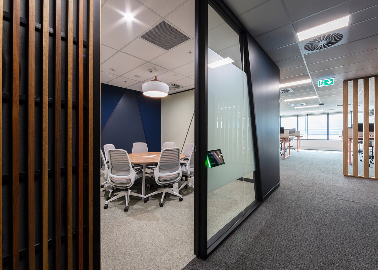 Australian National Audit Office (ANAO) Fitout Project 8