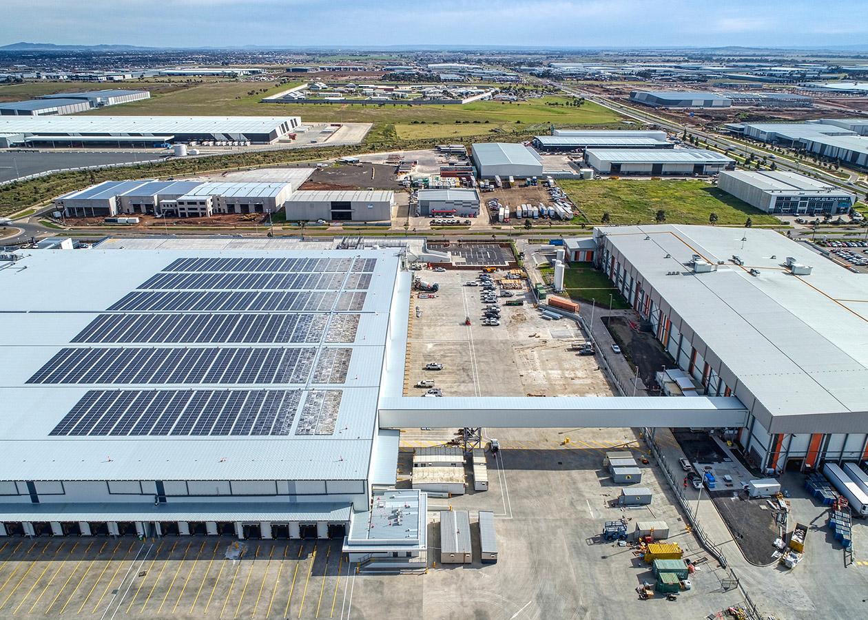 Woolworths Melbourne Fresh Distribution Centre 1