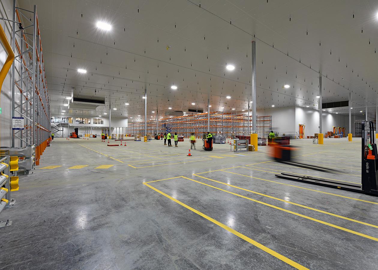 Woolworths Melbourne Fresh Distribution Centre 4