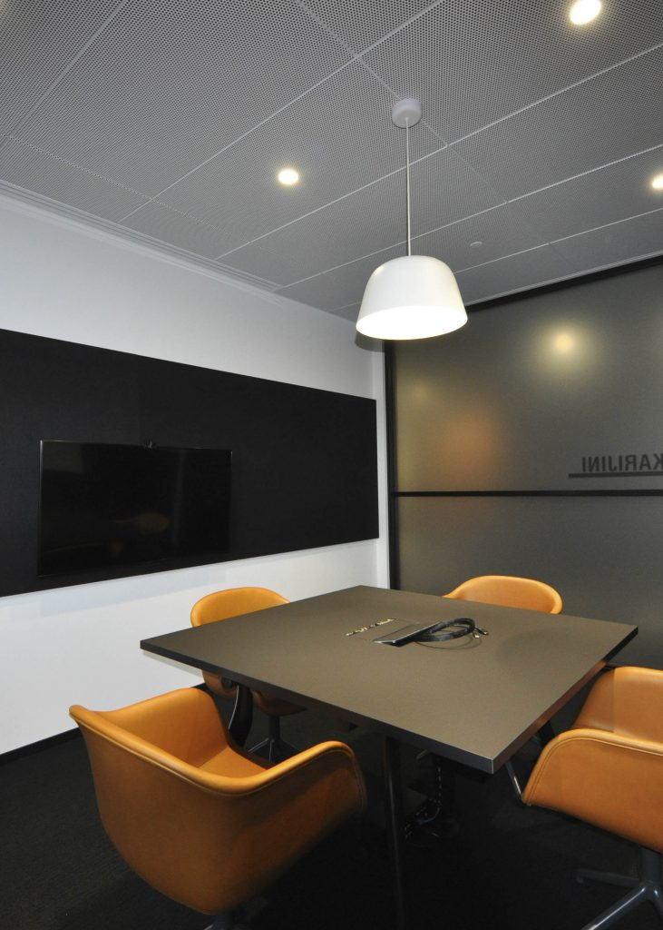 Minter Ellison Office Fitout 1