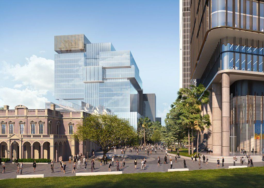 Parramatta Square Precinct 1