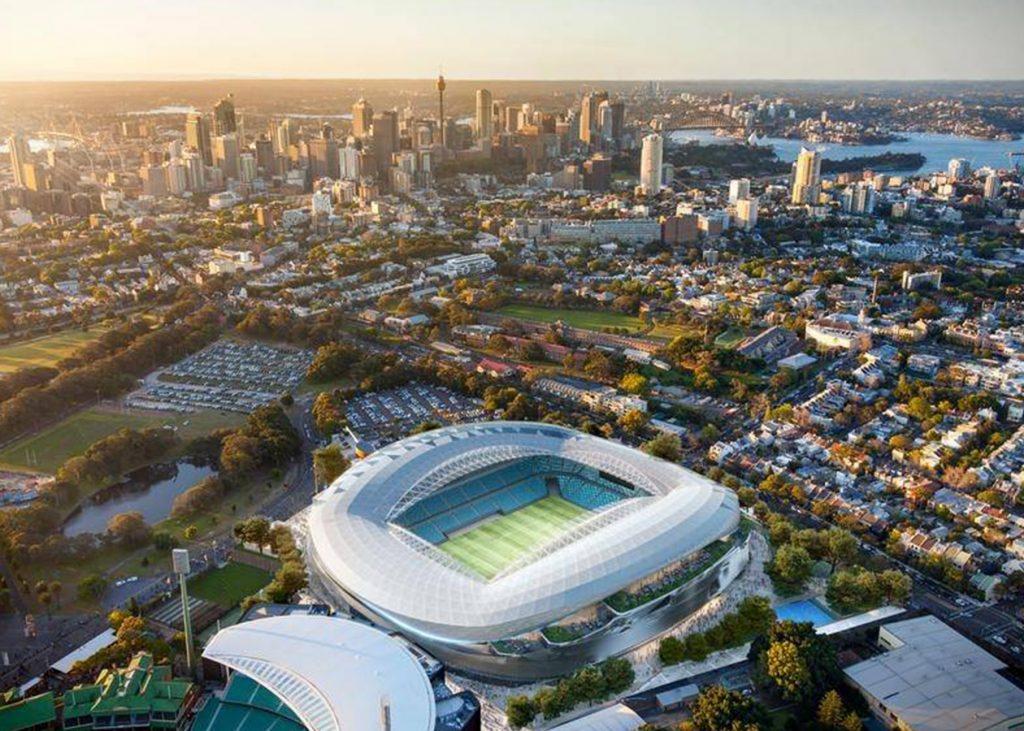 Sydney Football Stadium 1