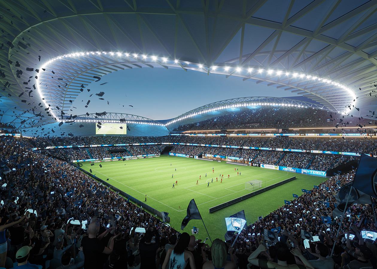 Sydney Football Stadium 4