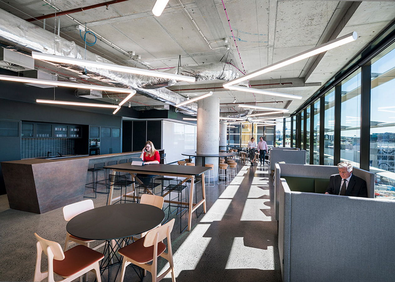 New SMEC Office Fitout Project 4