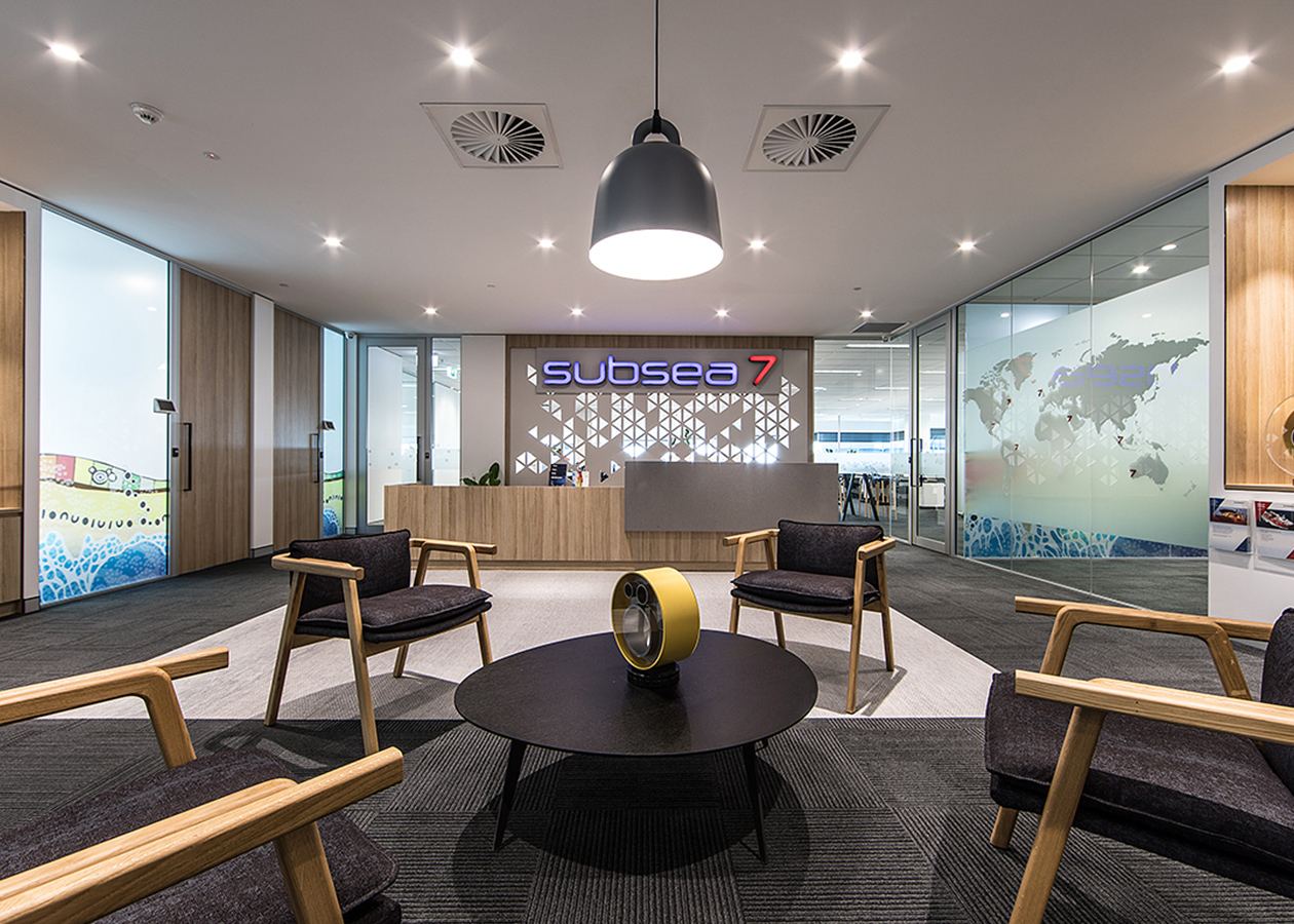 Subsea 7 Office Fitout
