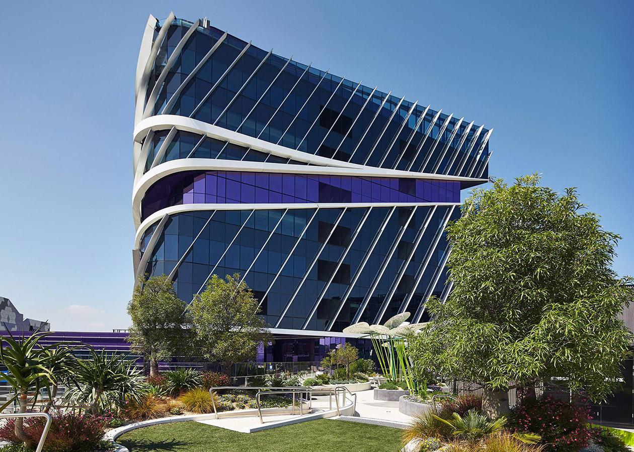 Victorian Comprehensive Cancer Centre 1