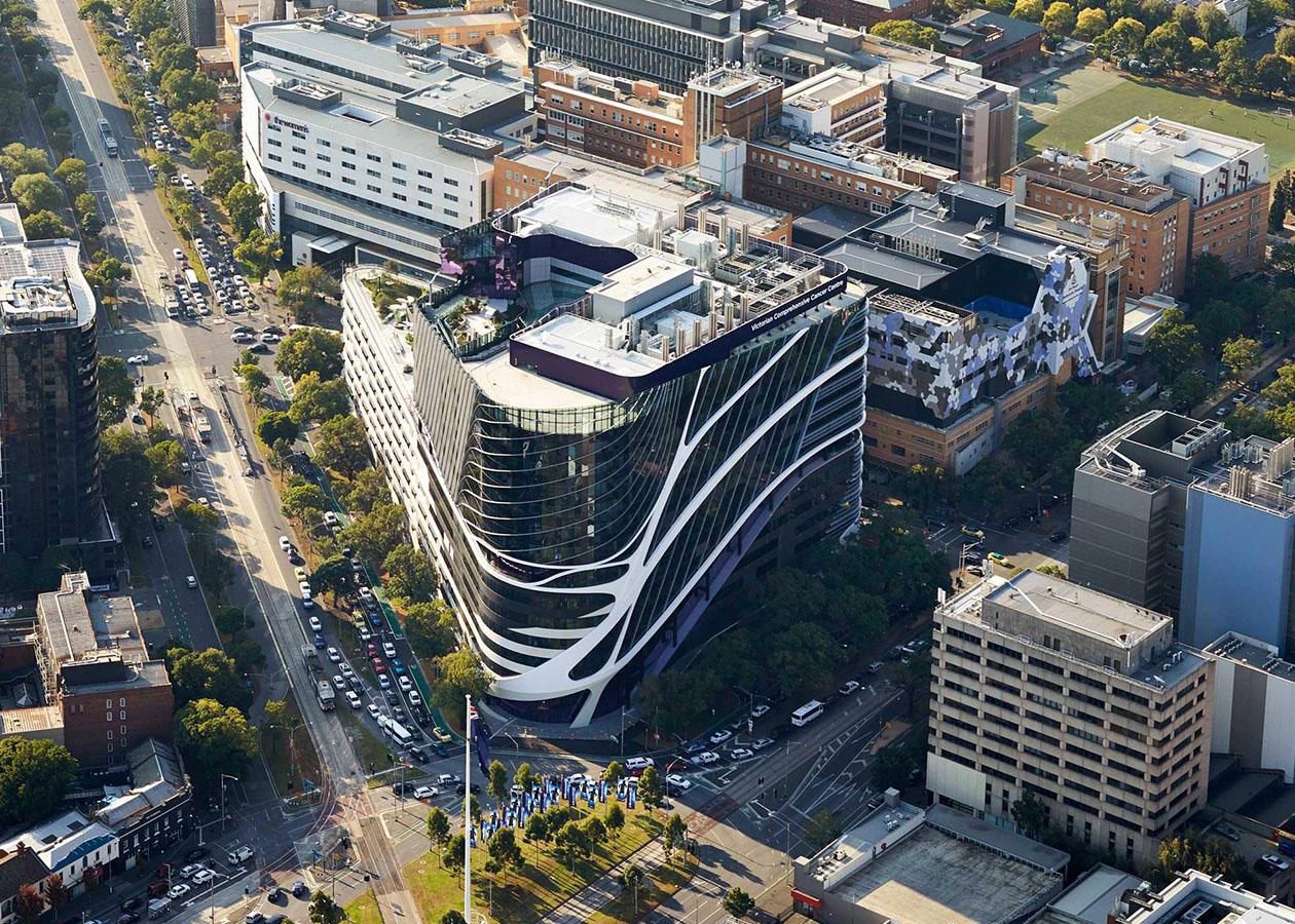 Victorian Comprehensive Cancer Centre 5