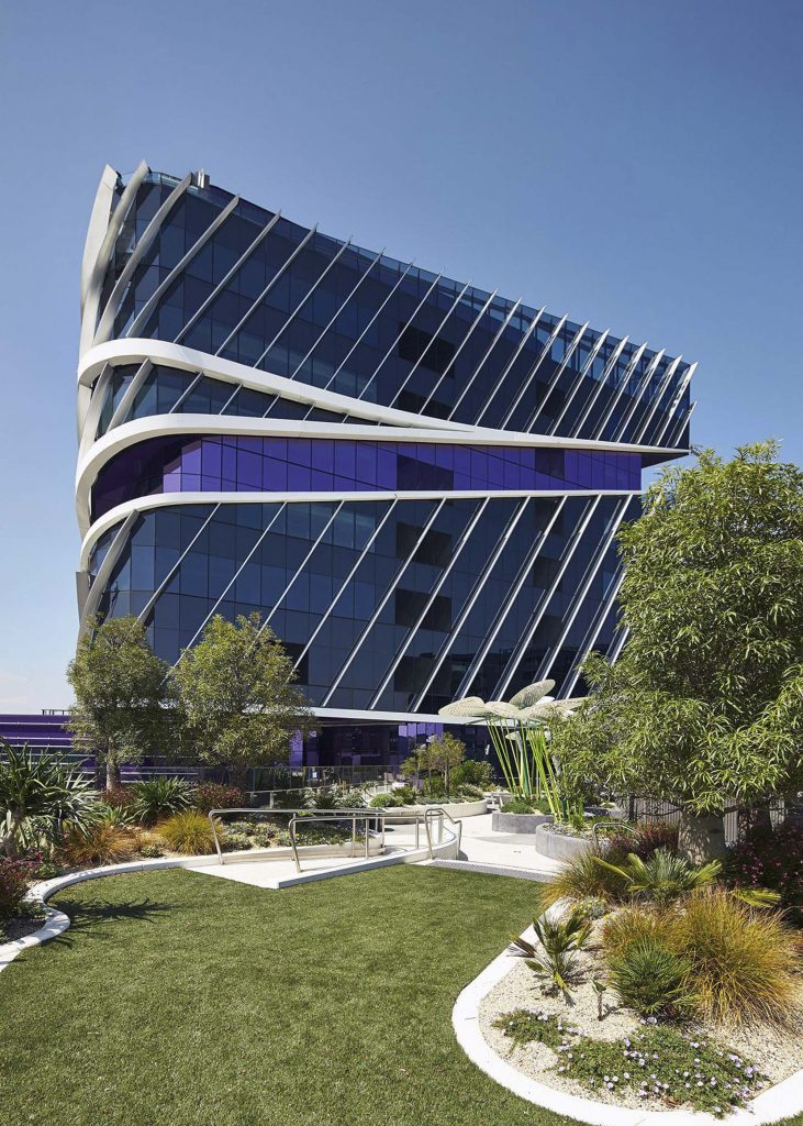 Victorian Comprehensive Cancer Centre 6