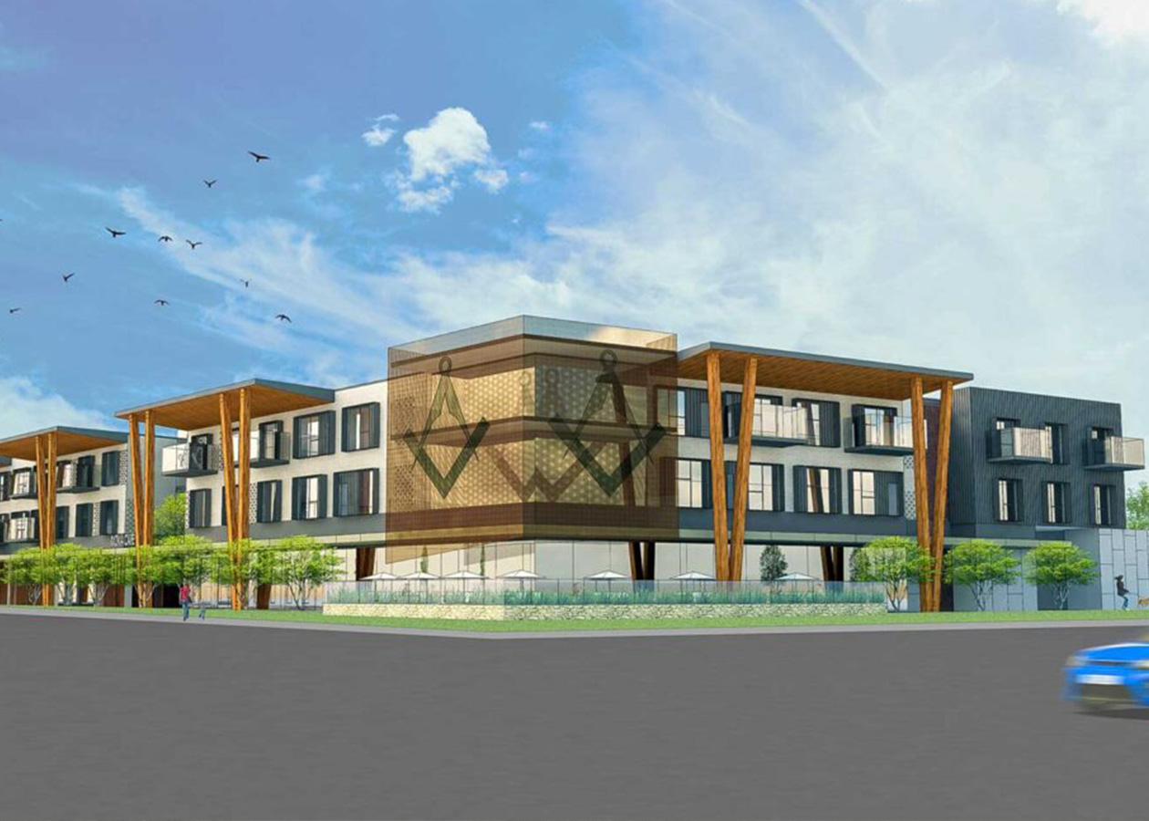 masonic care render aged care in middle swan